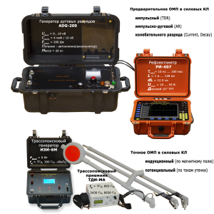 Малогабаритный поисковый комплекс МПБК-10