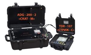 """Комплект дистанционной локализации <br>TDR-107 """"СТРИЖ-С"""" + ADG-200-2 """"СКАТ-М"""""""