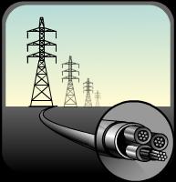 Приборы для определения мест повреждений в <b>силовых</b> кабельных линиях